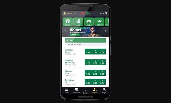 Bet9ja App